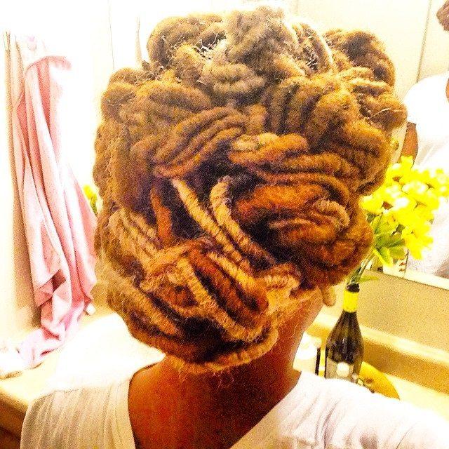 Modern Natural Hair